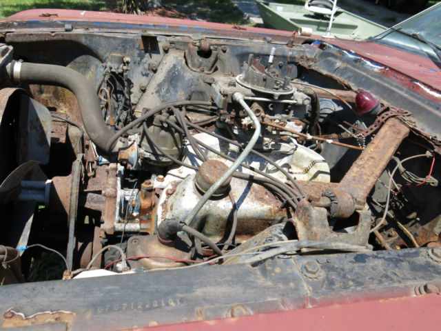 Ford Mustang Coupe Project Car V Speed Top Loader Rear End