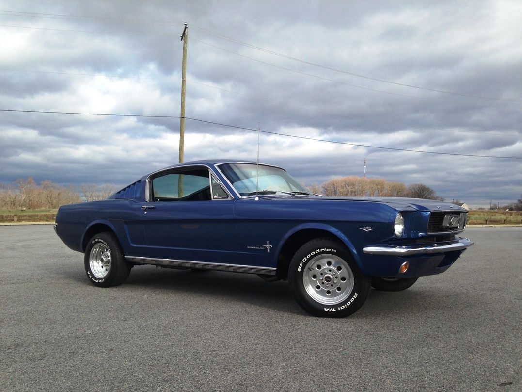 1966 ford mustang fastback 4 speed see videos not 1967 1968 1969 1966