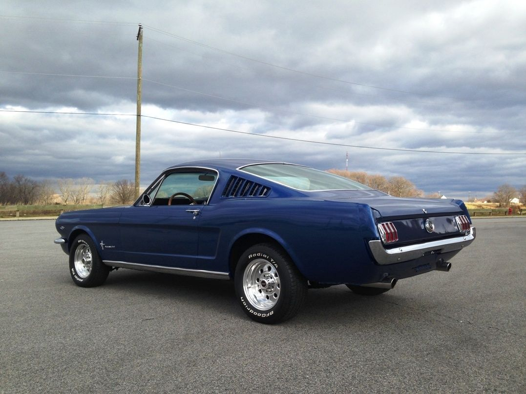 1966 Ford Mustang Fastback 4 Speed See Videos Not 1967