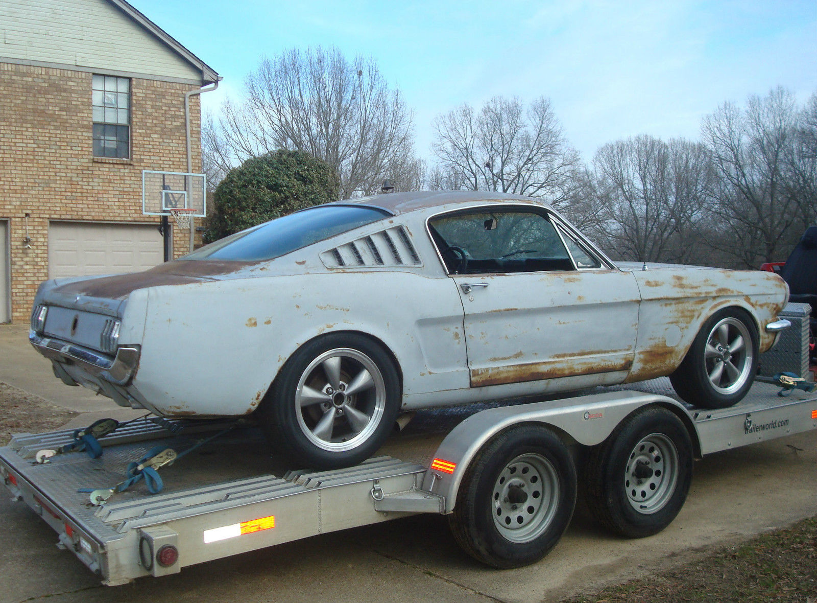 1966 ford mustang fastback c code project same owner many years classic ford mustang 1966 for sale. Black Bedroom Furniture Sets. Home Design Ideas
