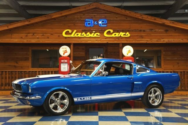 1966 Ford Mustang Fastback GT350 Tribute