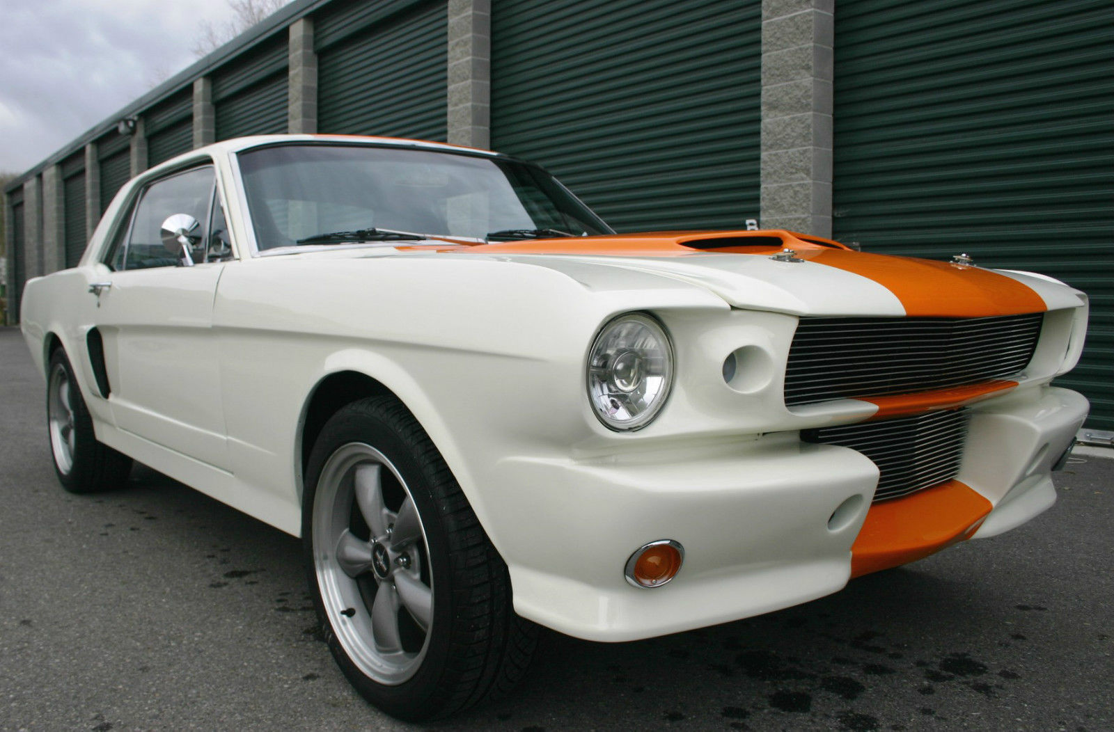 1966 ford mustang restomod coupe fastback eleanor. Black Bedroom Furniture Sets. Home Design Ideas