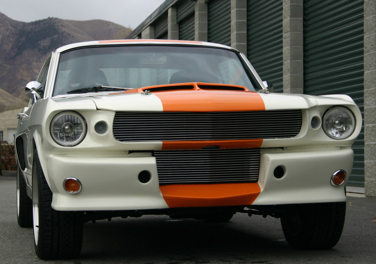 1966 Ford Mustang Restomod, coupe, fastback, eleanor ...