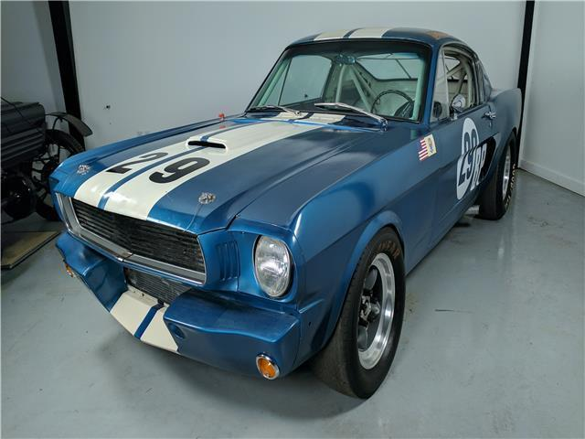 1966 ford mustang shelby gt350 642 miles blue manual classic ford mustang 1966 for sale. Black Bedroom Furniture Sets. Home Design Ideas
