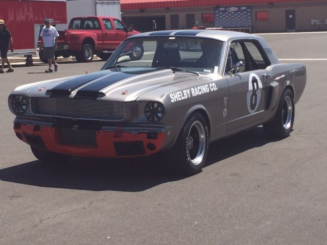1966 Ford Mustang Vintage A Sedan Road Race Car Svra