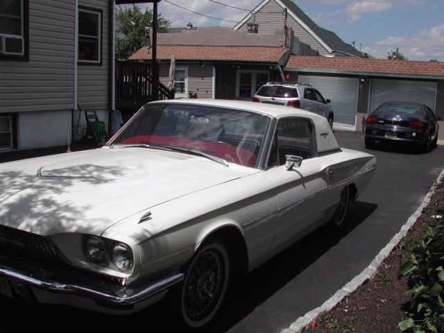 1966 ford thunderbird used automatic coupe rebuilt engine for Ford used motors for sale