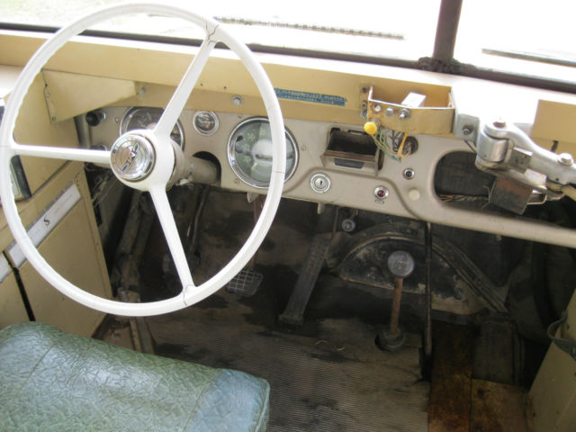 Classic Buses For Sale >> 1966 GMC Short School Bus - Classic Chevrolet Other 1966 for sale