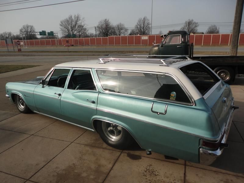 1966 impala 9 passenger station wagon air ride a c third row seating bagged classic chevrolet. Black Bedroom Furniture Sets. Home Design Ideas