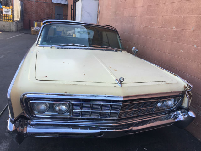 1966 Imperial Crown Convertible 66 67 68 69 65 64 63 62 61