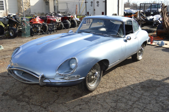 1966 jaguar e type 4 2 fixed head coupe hardtop xke 2 seater very origional classic jaguar e - Jaguar e type fixed head coupe ...