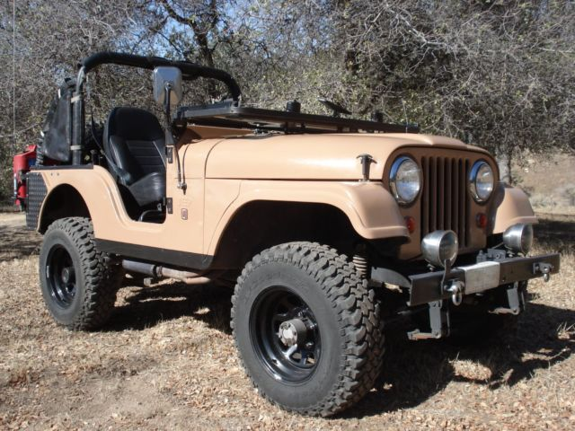 1966 jeep cj5 v6 engine southern california vehicle classic jeep cj 1966 for sale. Black Bedroom Furniture Sets. Home Design Ideas
