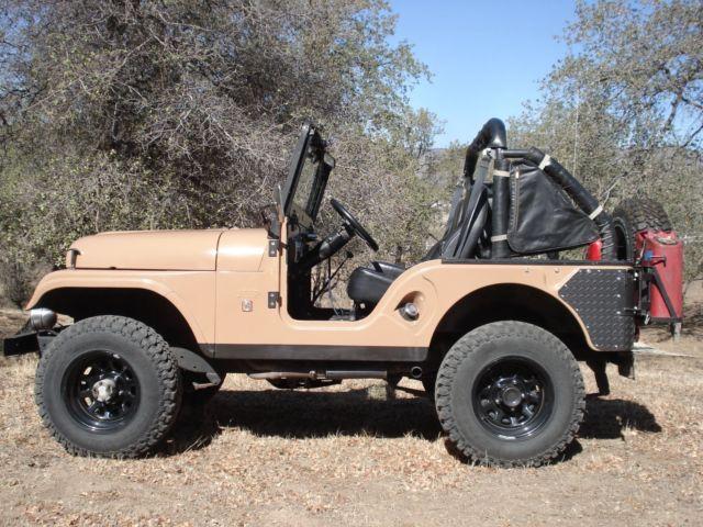 1966 jeep cj5 v6 engine southern california vehicle. Black Bedroom Furniture Sets. Home Design Ideas