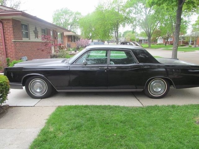 1966 lincoln continental black on black suicide doors. Black Bedroom Furniture Sets. Home Design Ideas