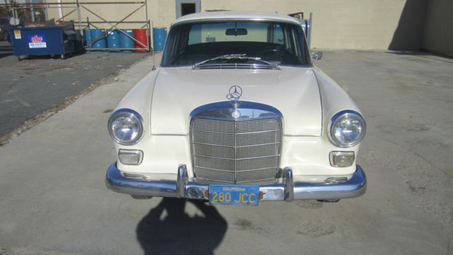 1966 Mercedes 230 4 Door Manual 4 Speed Transmission Manual Guide