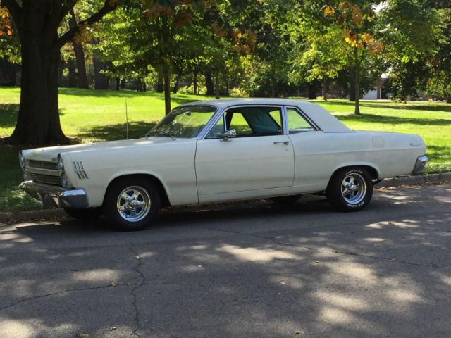 1966 Mercury Comet 202 Sedan NO RESERVE!! - Classic ...  1966 Mercury Co...