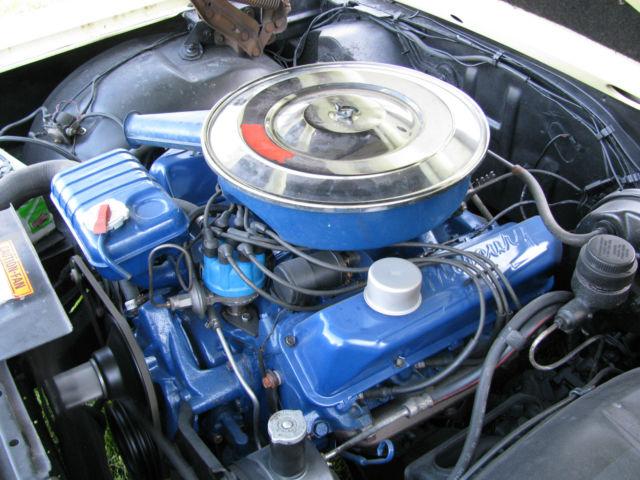 1966 Mercury Marauder S55 Convertible - Classic Mercury