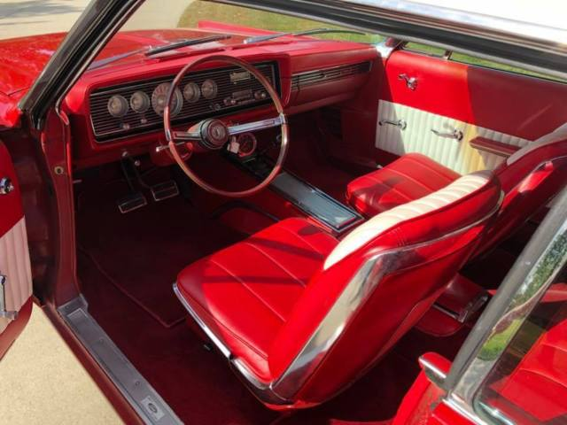 1966 Mercury S55 428 4 Speed Q Code 2 Door Hardtop 390 S