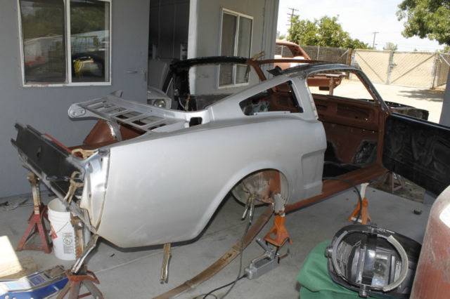 Ford Mustang Restoration Parts