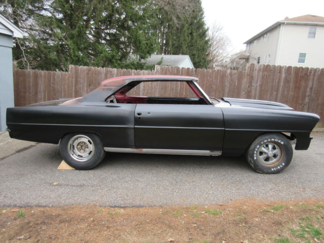 1966 Nova Tci Front End Tci 4 Link Currie 9 Quot Project Hot
