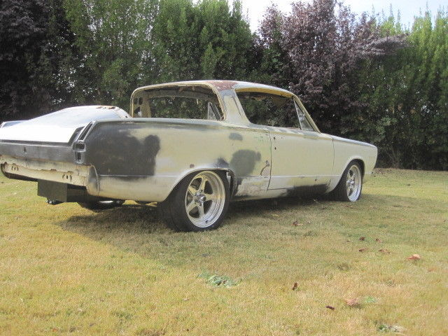 1966 Plymouth Barracuda, PRO MOD restoration project, muscle