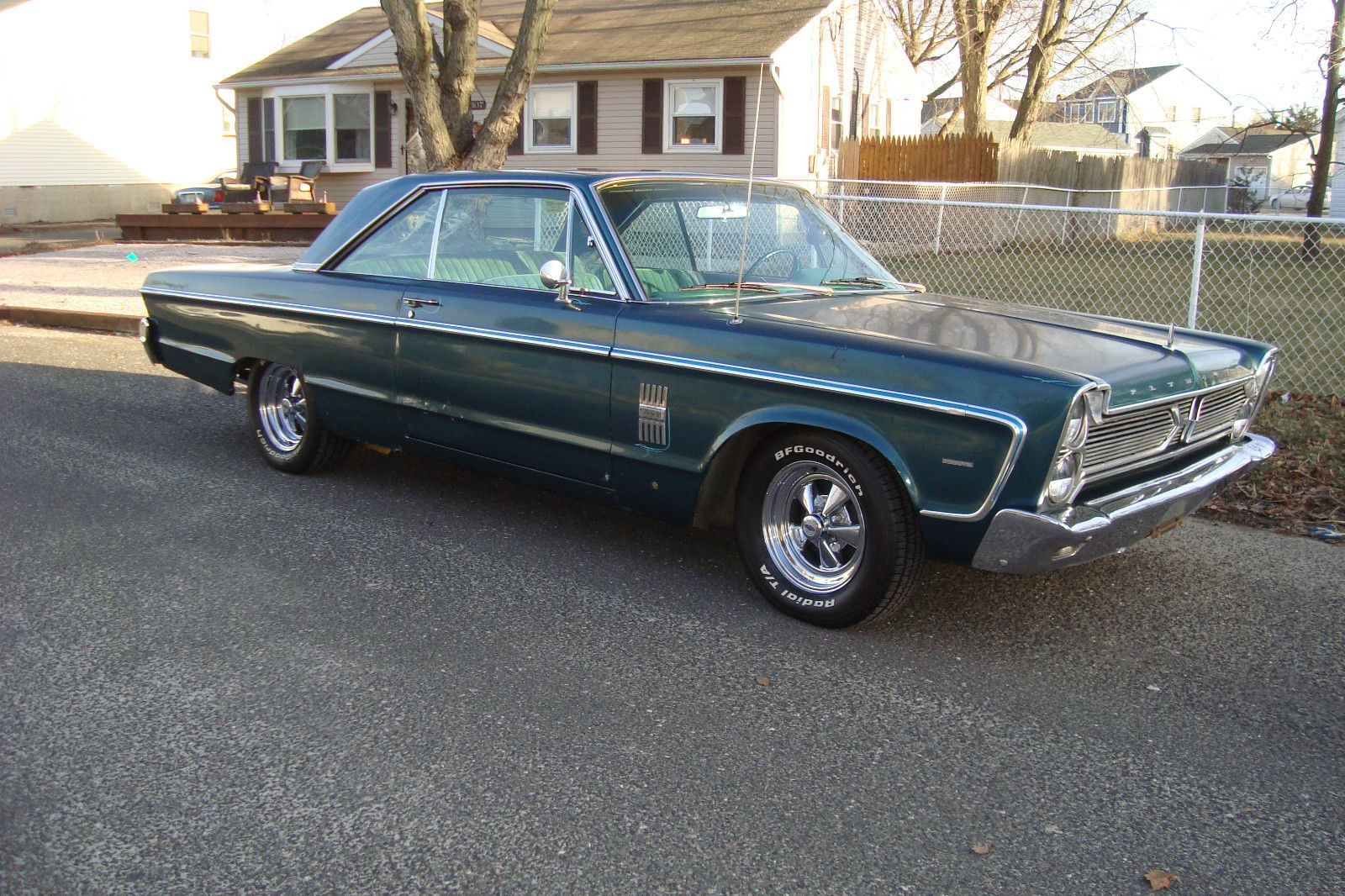 1966 plymouth fury iii 2 door sport coupe classic. Black Bedroom Furniture Sets. Home Design Ideas