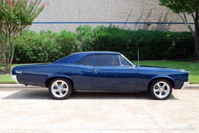 1966 Pontiac Tempest Custom Restomod Classic Pontiac