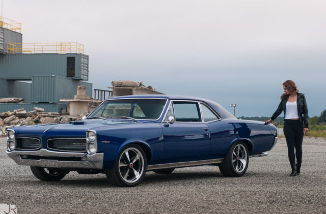 1966 Pontiac Tempest Numbers Matching Car Classic