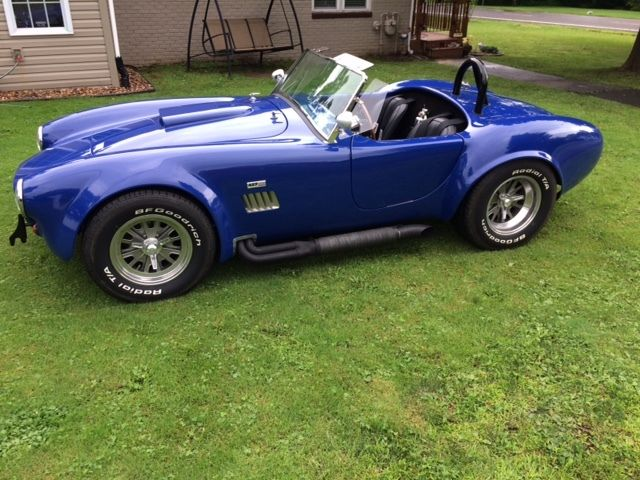 Used Ac Cobra Replica Cars For Sale