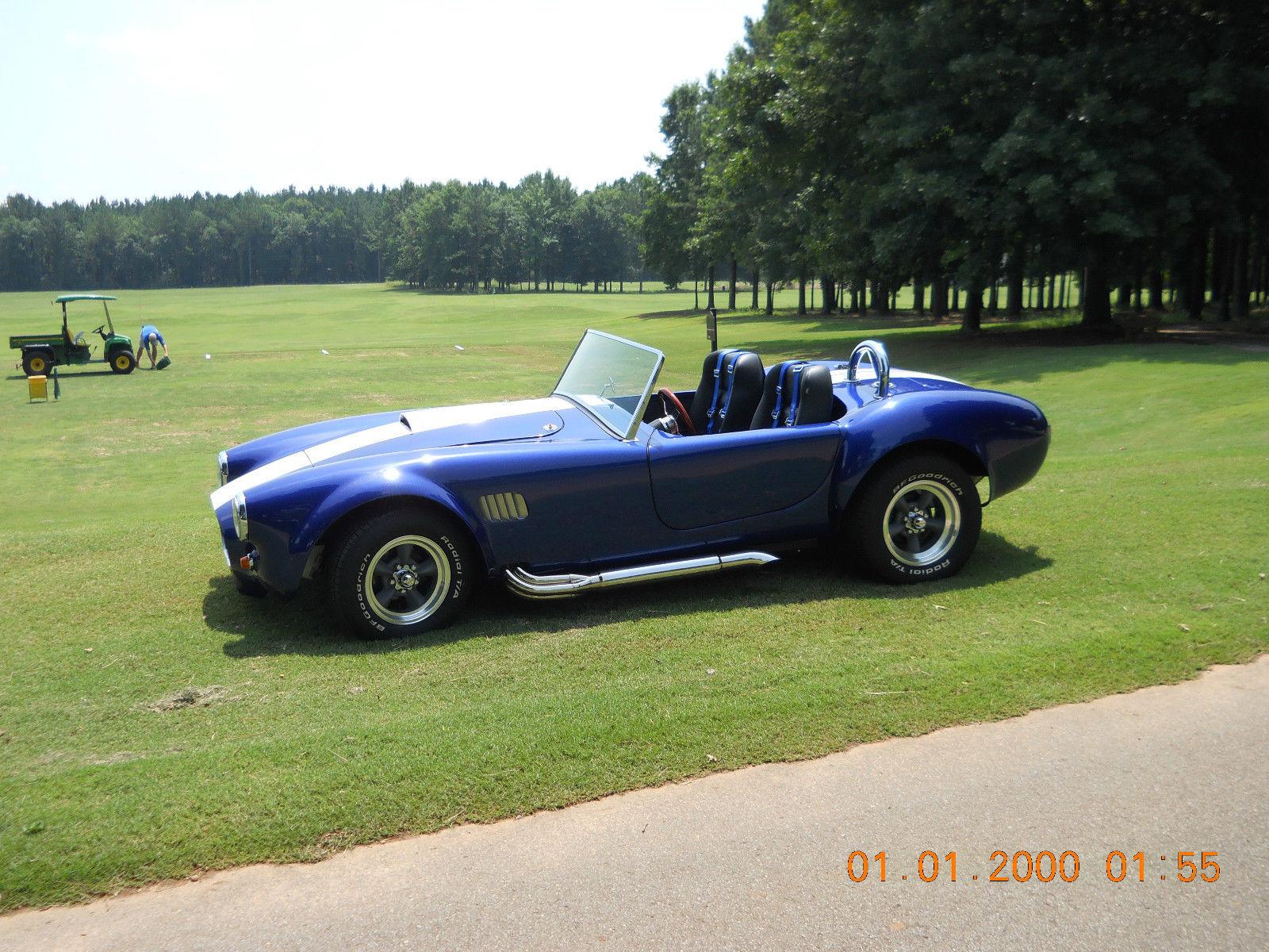 1966 Shelby Cobra Kit - Classic Replica/Kit Makes Cobra 1966