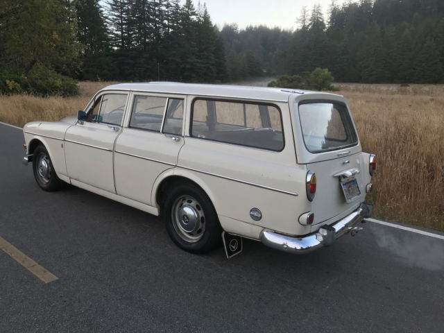 1966 volvo 122s wagon great daily driver b 20 with overdrive classic volvo 122 1966 for sale. Black Bedroom Furniture Sets. Home Design Ideas