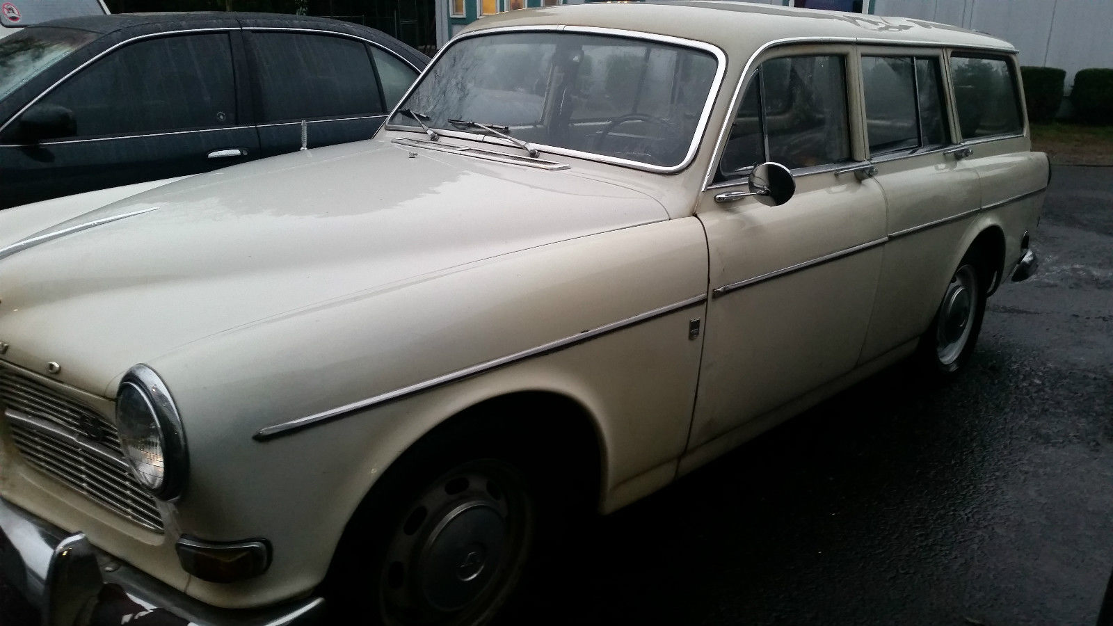 1966 Volvo Amazon 122s Wagon - Classic Volvo Other 1966 for sale