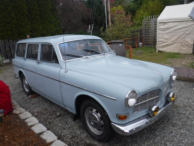 1966 volvo amazon wagon 122s classic volvo other 1966 for sale. Black Bedroom Furniture Sets. Home Design Ideas