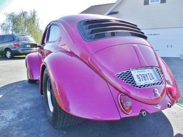 1966 Vw Beetle V8 Classic Volkswagen Beetle Classic