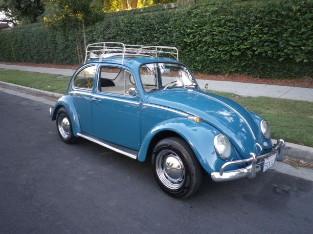 Vw San Diego >> 1966 VW Beetle/RagTop - Classic Volkswagen Beetle ...