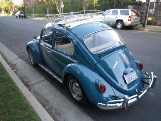 1966 Sea Blue Vw Beetle For Sale Oldbug Com: Classic Volkswagen Beetle
