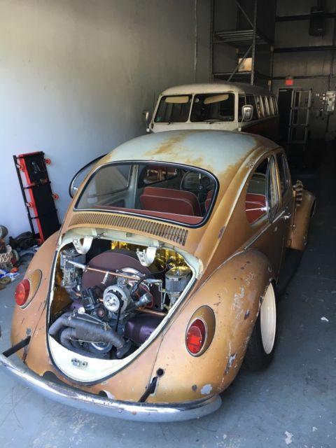 1966 VW bug Rat Rod, Wolkswagen Beetle Super beetle Bug