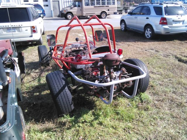 1966 VW Dune Buggy / Sand Rail - Classic Volkswagen Beetle - Classic 1966 for sale