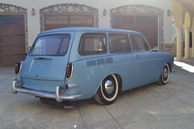 1966 Vw Squareback Classic Volkswagen Squareback 1966