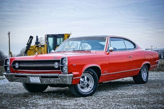1967 Amc Marlin Coupe 5 6l V8 Classic Amc Other 1967 For
