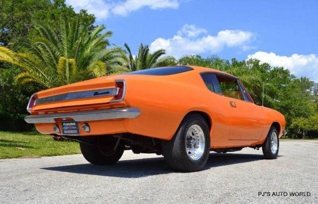 1967 Barracuda Super Stock Tribute 502 V8 727 Automatic Dana