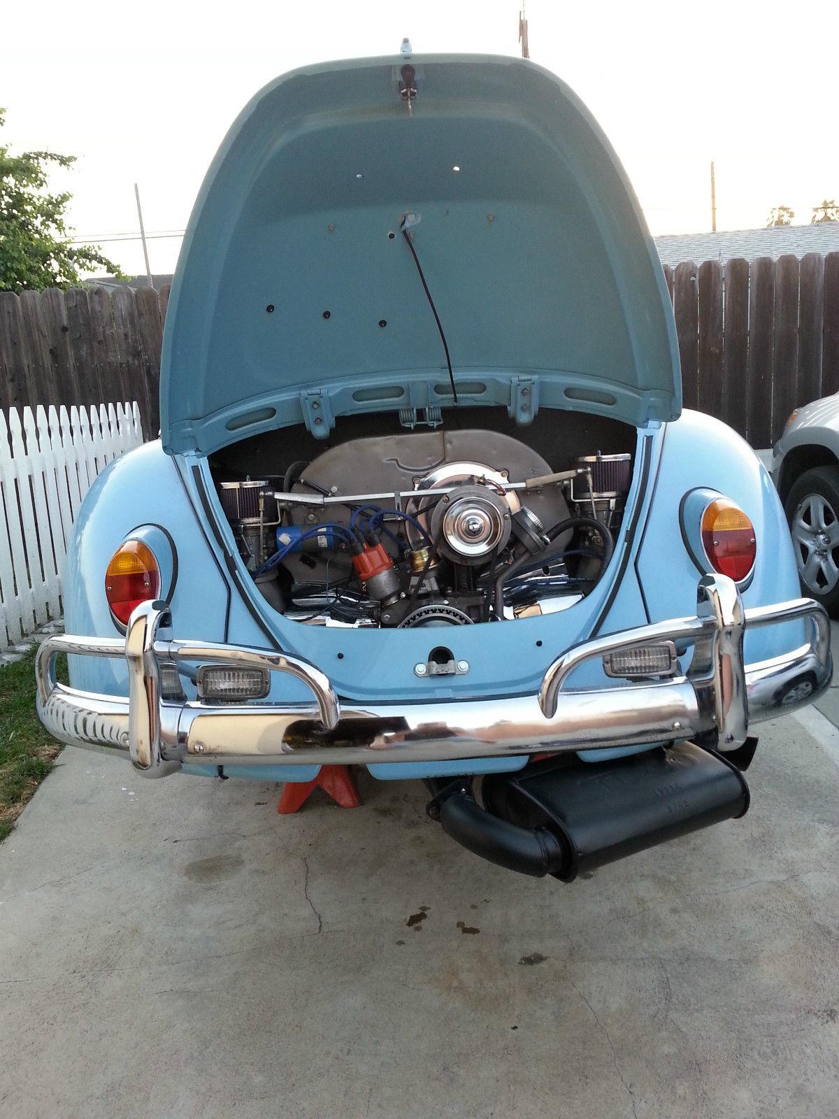 1967 Bug - Classic Volkswagen Beetle