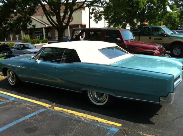 1967 Buick Electra Convertible Classic Buick Electra