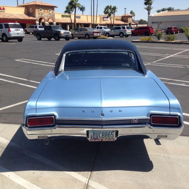 Buick Skylark Gs For Sale: 1967 Buick GS California Special Rare -Rare-Rare