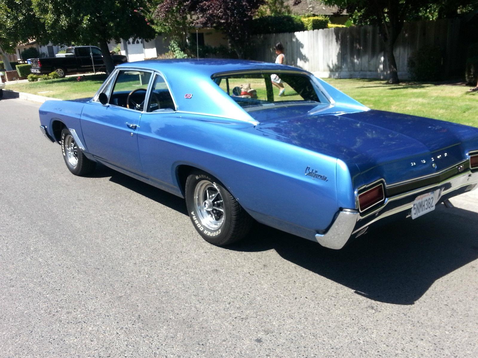 buick skylark 1967