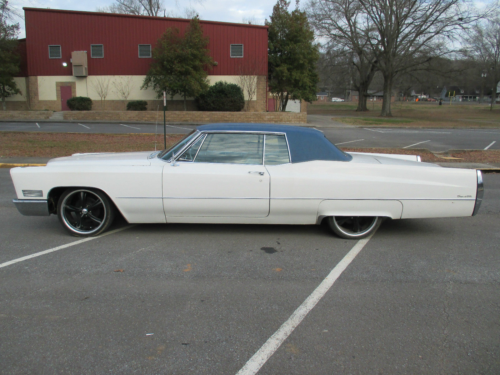 1967 cadillac coupe deville running driving project very. Black Bedroom Furniture Sets. Home Design Ideas