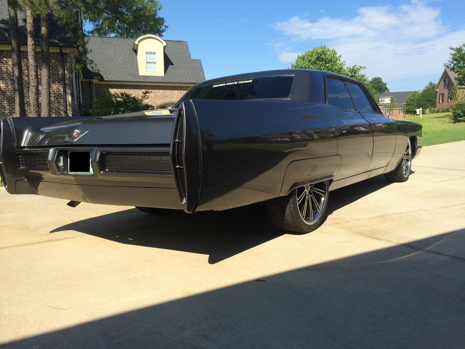 1967 Cadillac DeVille CUSTOM Hardtop 4-Door 7.0L - Classic ...