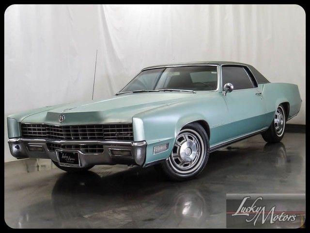 1967 Cadillac Eldorado Classic Cadillac Eldorado 1967 For Sale