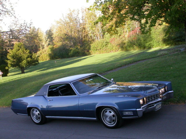 Cadillac Eldorado With Heated Seats Most Rare Eldorado Ever