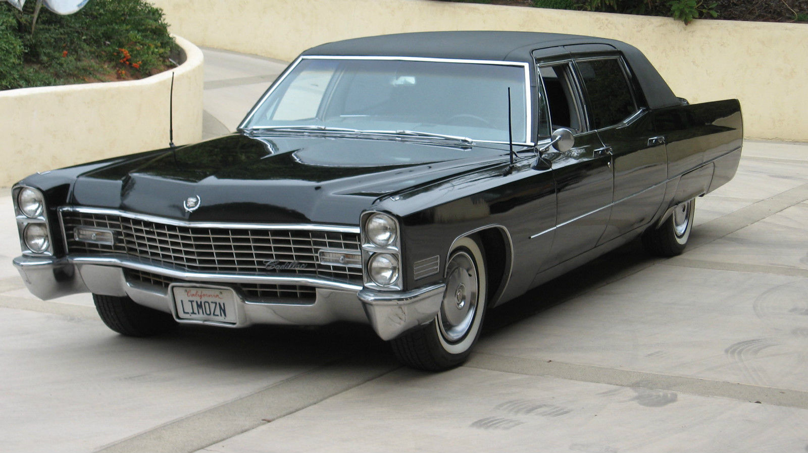 Limo For Sale >> 1967 Cadillac Fleetwood 75 Limousine 112,000 Miles Runs and Drives Great - Classic Cadillac ...