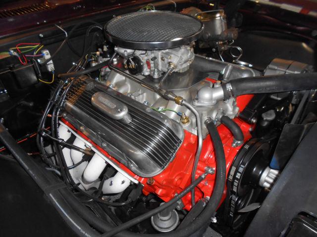 1967 Camaro BB 4-speed STREET FIGHTER RESERVE LOWERED ...